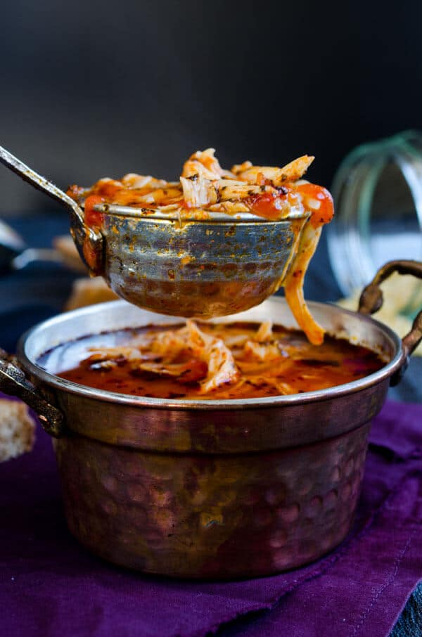 番茄鸡米粒汤giverecipe.com | | # #米粒#鸡肉汤