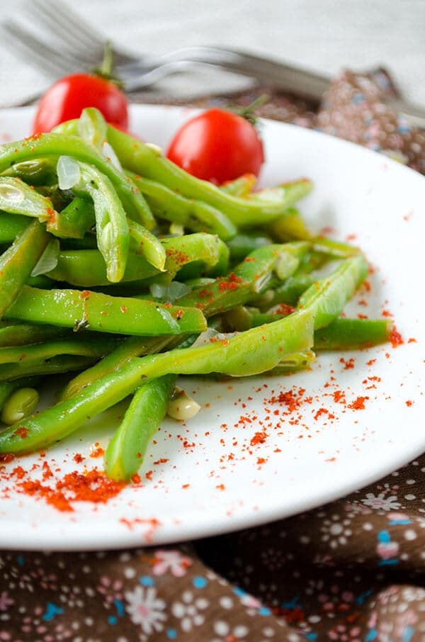 唐吉绿豆沙拉|giverecipe.com|sal.greensaladsgreenbeans.errecipes狗万